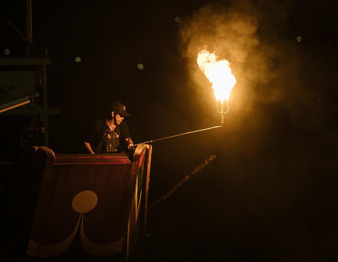 Thuyền đánh cá bằng lửa cuối cùng ở Đài Loan - 4