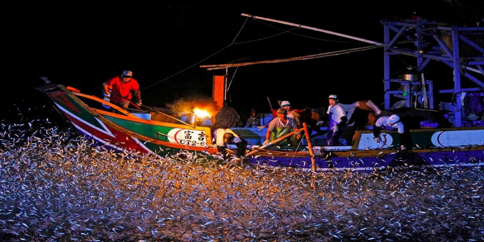 Thuyền đánh cá bằng lửa cuối cùng ở Đài Loan - 1