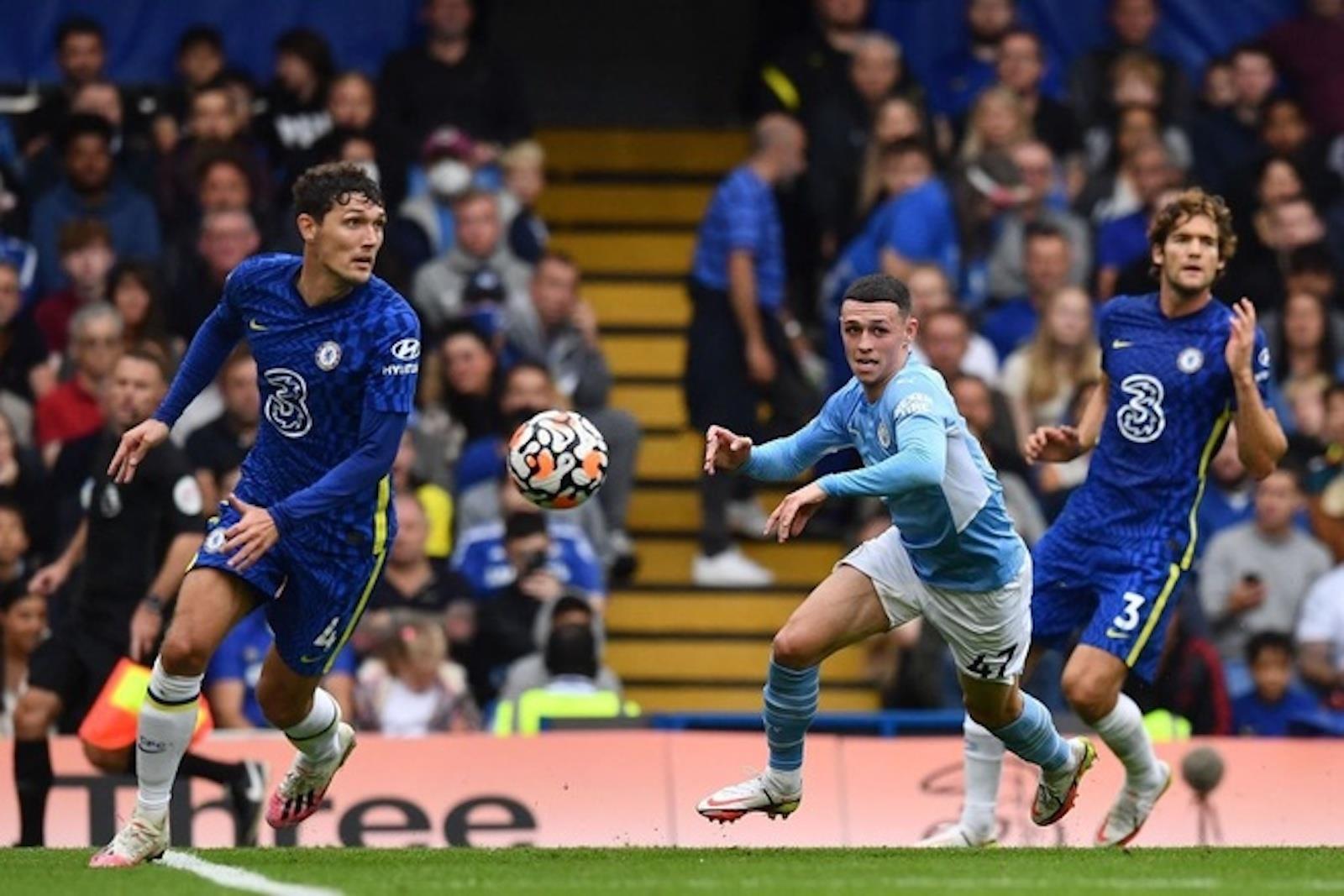 Thua Man City, Chelsea mất ngôi đầu Ngoại hạng Anh - 2