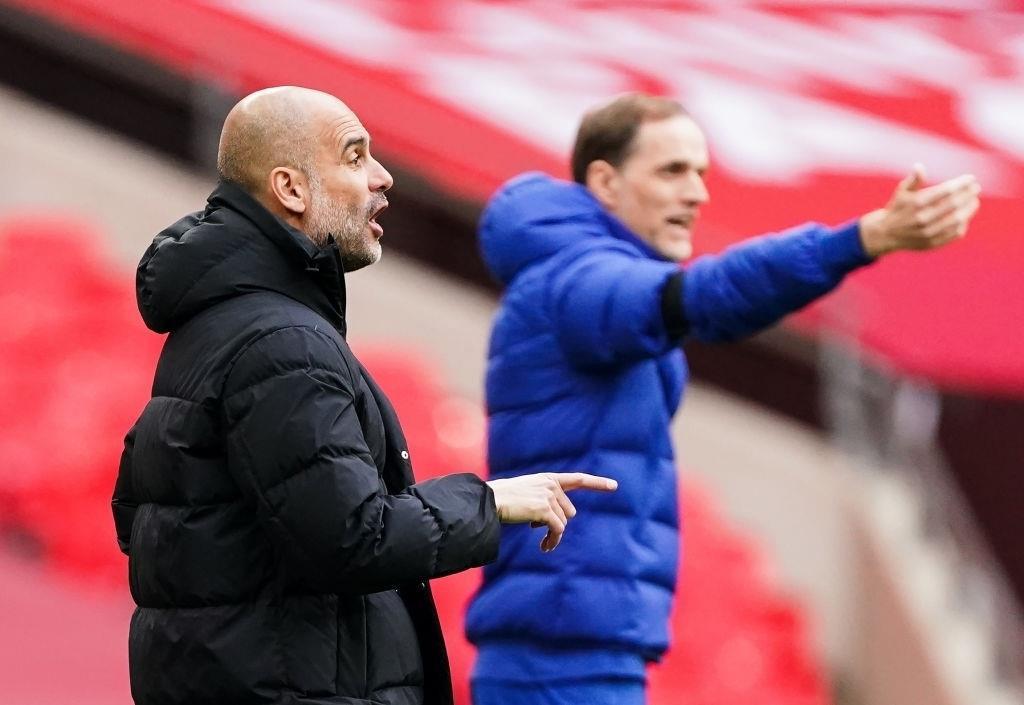 Chelsea vs Man City: Tuchel từ kẻ ngưỡng mộ thành khắc tinh của Guardiola - 1