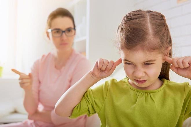 Điều gì xảy ra với những đứa trẻ thường xuyên bị mắng? - 2