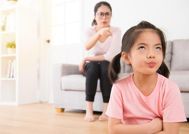 Điều gì xảy ra với những đứa trẻ thường xuyên bị mắng? - 1