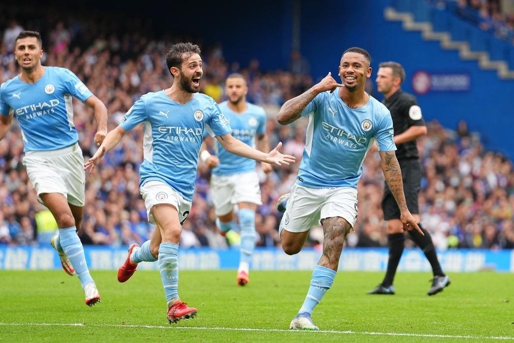 Thua Man City, Chelsea mất ngôi đầu Ngoại hạng Anh - 3