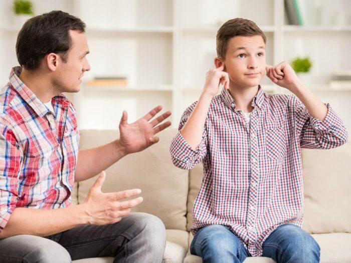 Điều gì xảy ra với những đứa trẻ thường xuyên bị mắng? - 5
