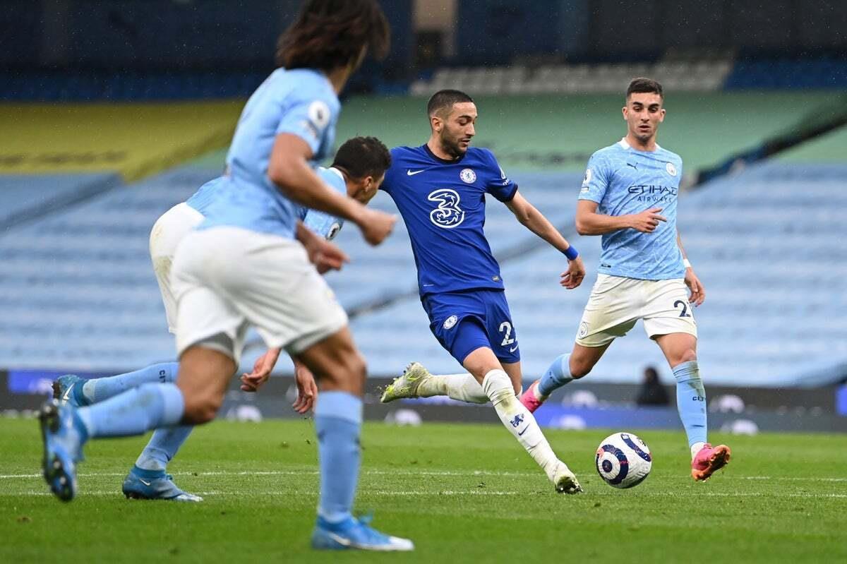 Trực tiếp bóng đá Chelsea vs Man City, vòng 6 Ngoại hạng Anh - 1