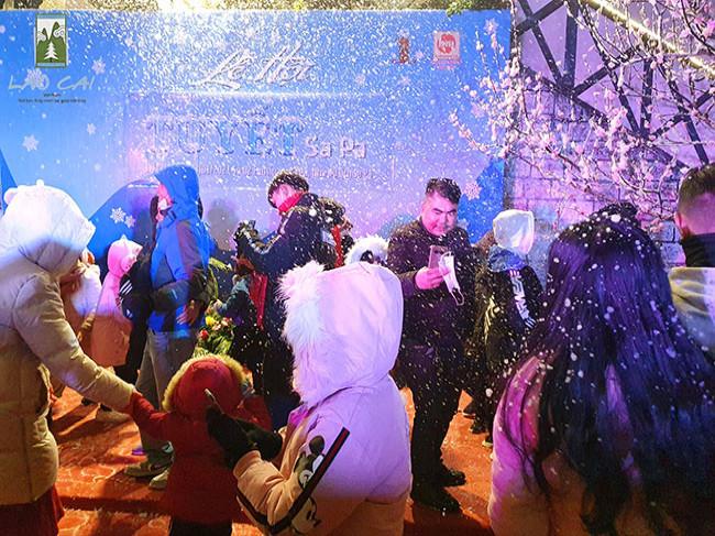 Sa Pa sẽ tổ chức Lễ hội tuyết 2021 - 1