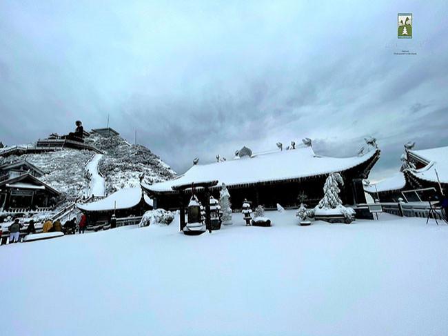 Sa Pa sẽ tổ chức Lễ hội tuyết 2021 - 2