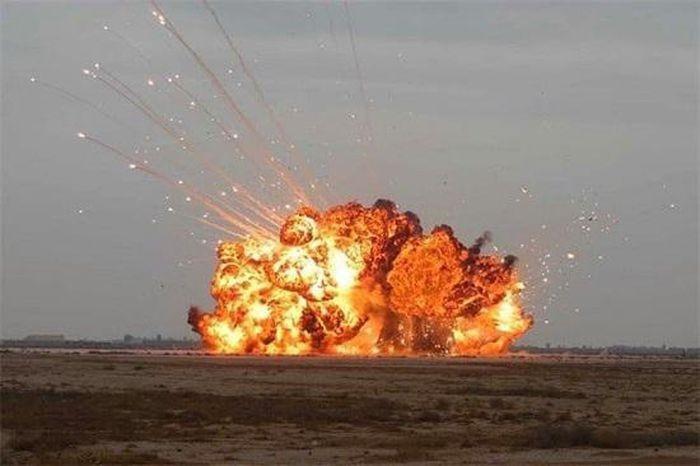 Nga dùng bom chân không siêu khủng khiếp tấn công quân nổi dậy ở Idlib
