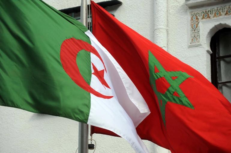 Maroc và Algeria đã có quan hệ căng thẳng trong nhiều thập kỷ, chủ yếu là về vấn đề Tây Sahara [Farouk Batiche / AFP]