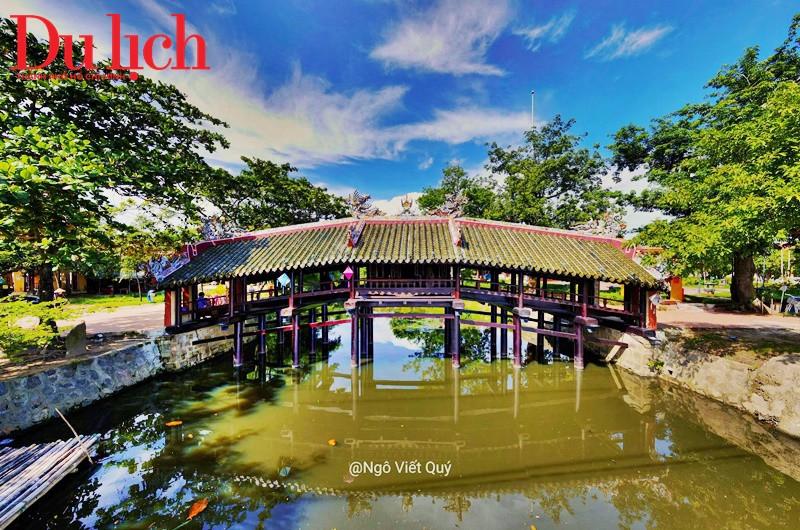 """Kiến trúc cầu ngói """"thượng gia, hạ kiều"""" độc đáo ở Việt Nam - 2"""