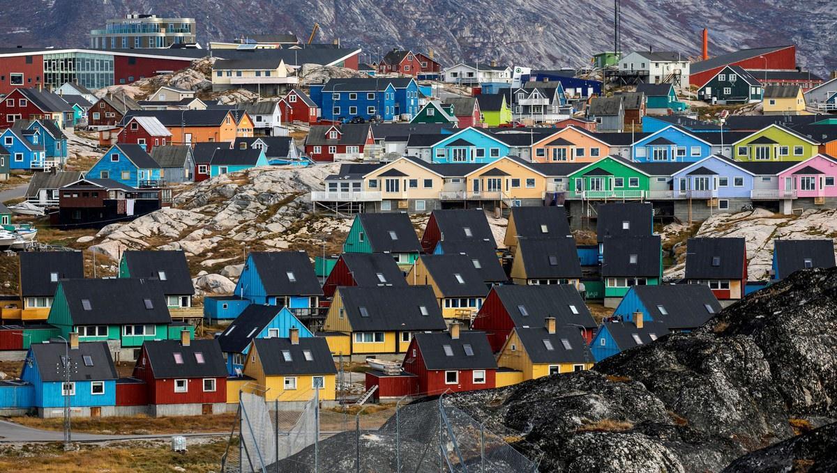 Cuộc sống ở xứ băng giá Greenland - 1