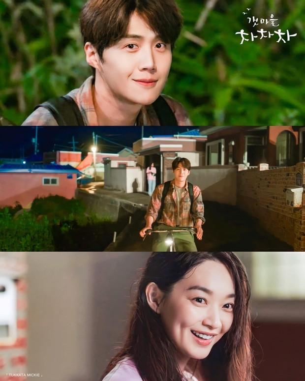4 khoảnh khắc định mệnh của Shin Min Ah - Kim Seon Ho ở 'Hometown Cha-Cha-Cha'