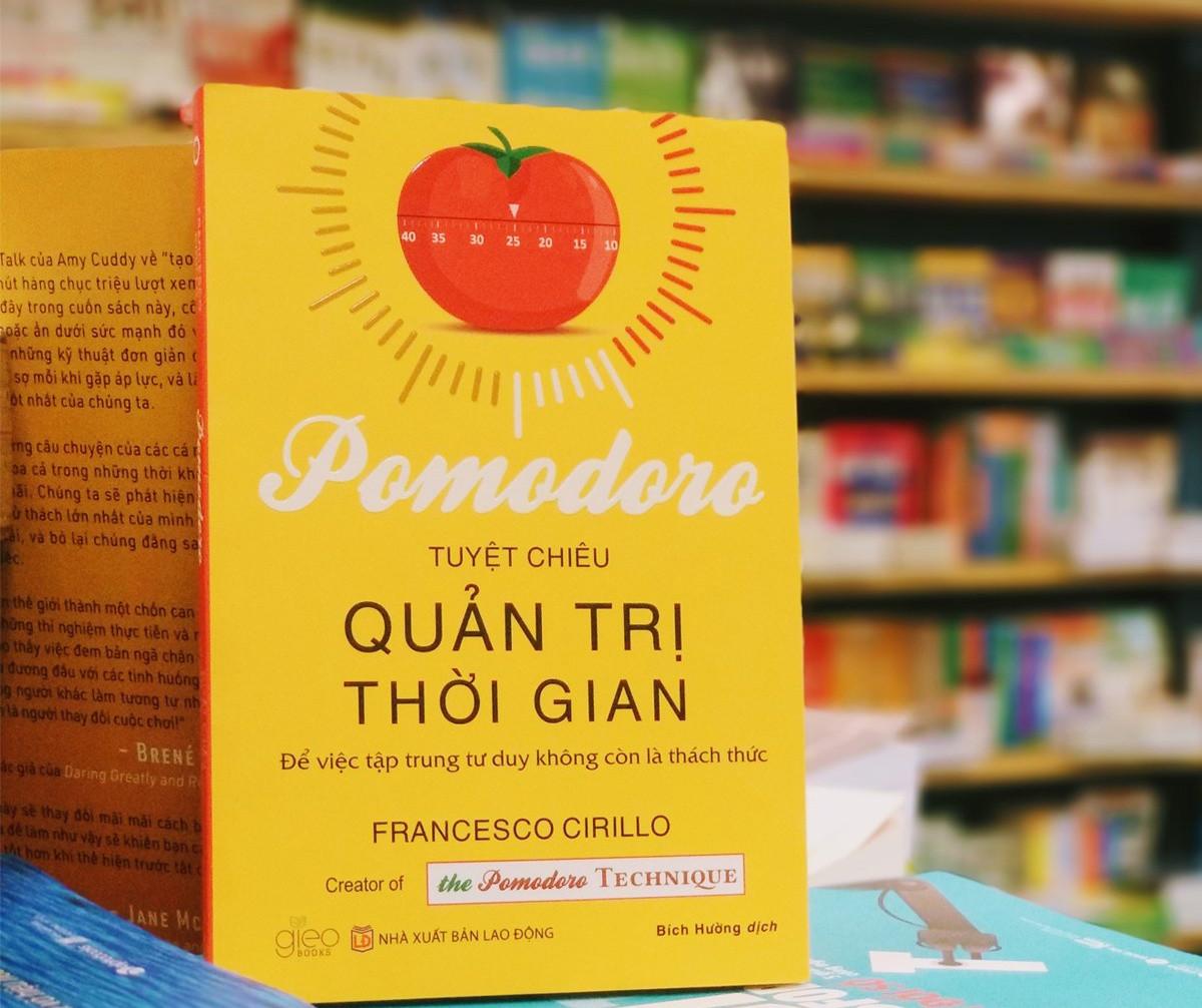 Phuong phap Pomodoro anh 1