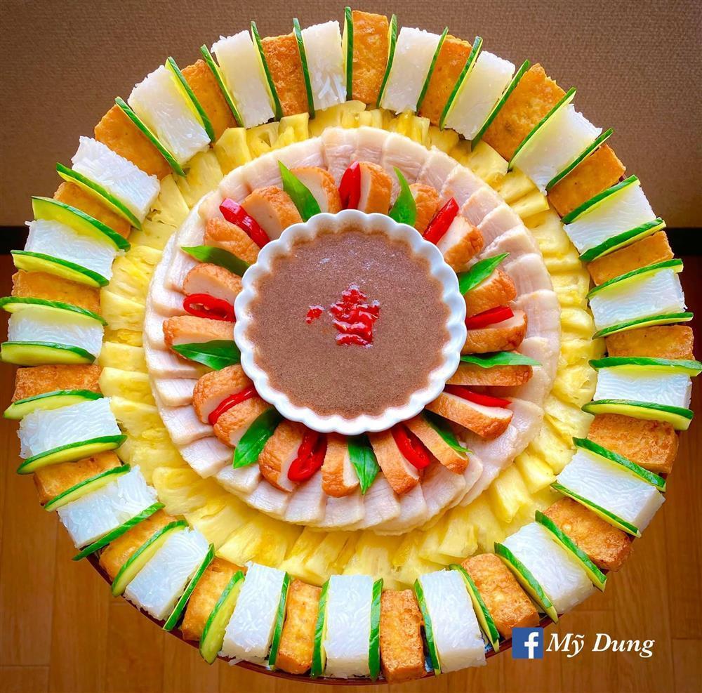 Gái đảm biến đồ ăn thành tác phẩm nghệ thuật ngắm cũng no-8