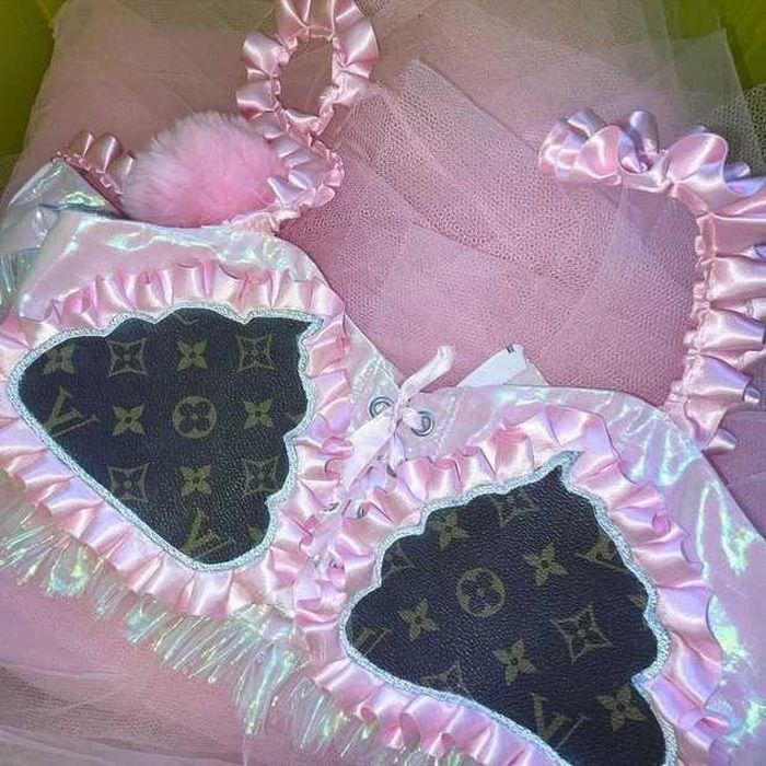 HyunA chơi lớn cắt túi LV để làm áo, xinh đẹp lại nhiều tiền là đây!-2