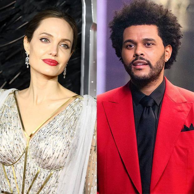 Angelina Jolie bị tóm gọn khoảnh khắc hẹn hò The Weeknd-8