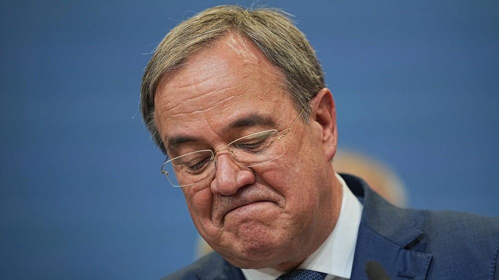 (09.27) Ông Armin Laschet đã không thể mang lại chiến thắng cho liên minh cầm quyền CDU/CSU trong cuộc bầu cử Quốc hội Đức ngày 26/9 vừa qua. (Nguồn: DW)