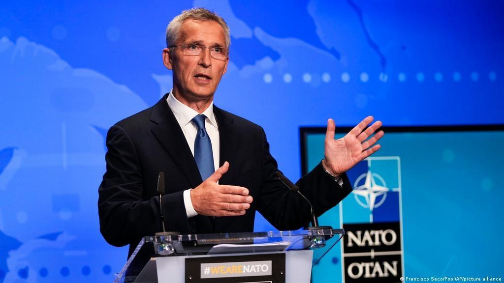 Tổng Thư ký NATO Jens Stoltenberg. (Nguồn: DW)