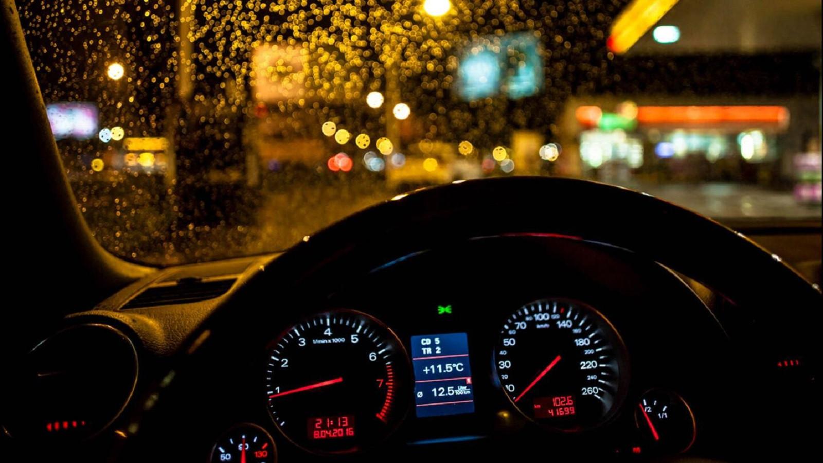 kinh nghiệm lái xe ban đêm