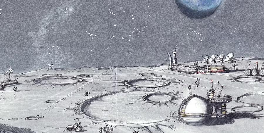 Bên trong khách sạn mặt trăng khổng lồ cao 224 mét - 3