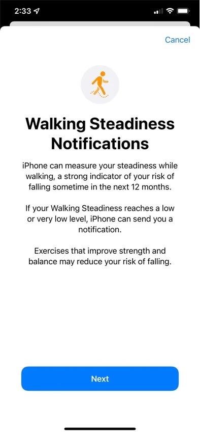 Tính năng này trên iOS 15 có thể cứu mạng mọi người