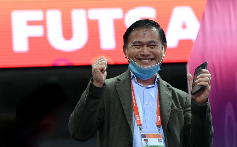 Ông bầu Trần Anh Tú: Người hùng thầm lặng của futsal Việt Nam - 1