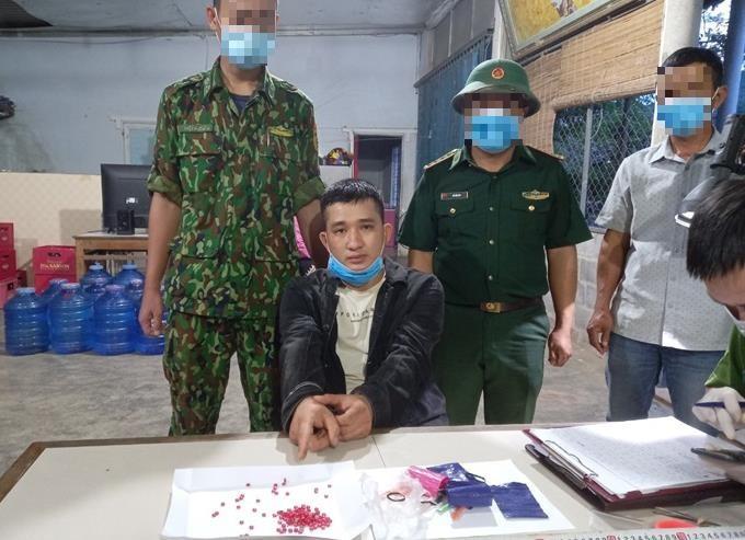 Bộ đội biên phòng Quảng Trị xóa tụ điểm bán lẻ ma túy ở khu vực biên giới