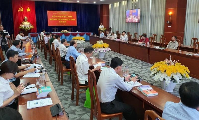 Tuyên truyền Luật cảnh sát Biển đến người dân tỉnh Cà Mau