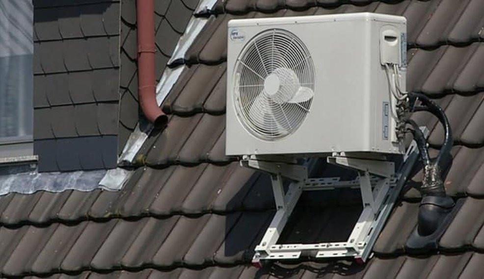 Cục nóng điều hòa thường lắp bên ngoài có cần che mưa nắng không, chuyên gia giải thích-2