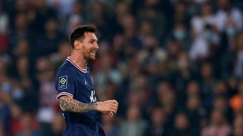 Messi trở lại tập luyện, cùng PSG đấu Man City