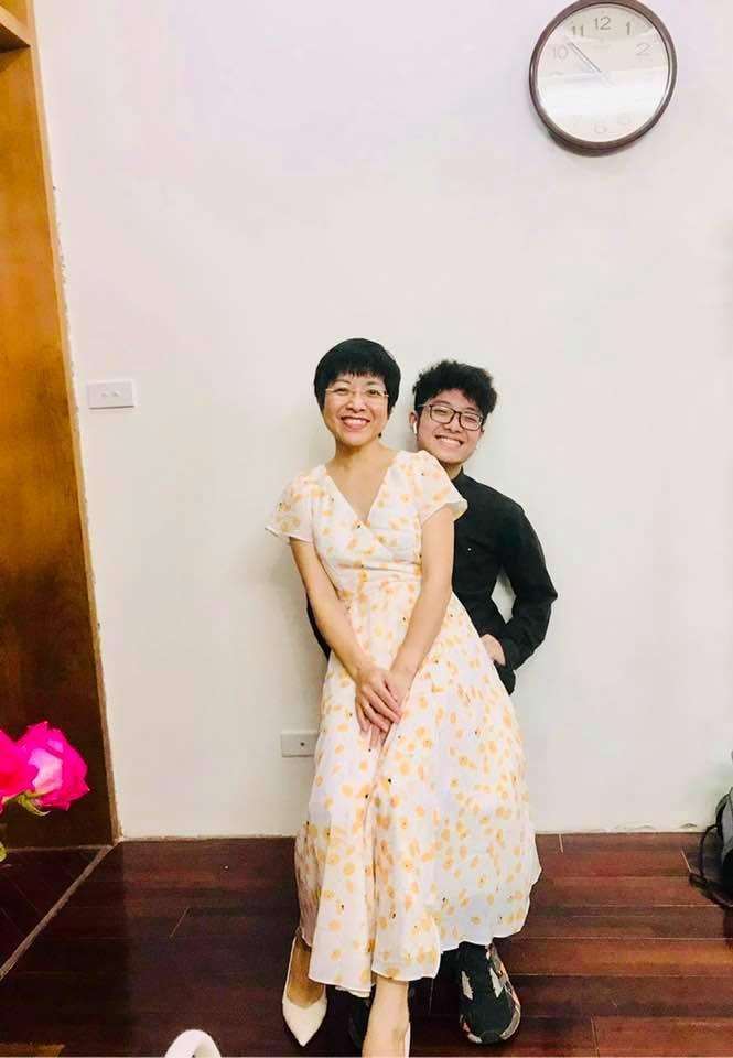 Thảo Vân hào hứng tham gia công cuộc cưa gái của con trai-5