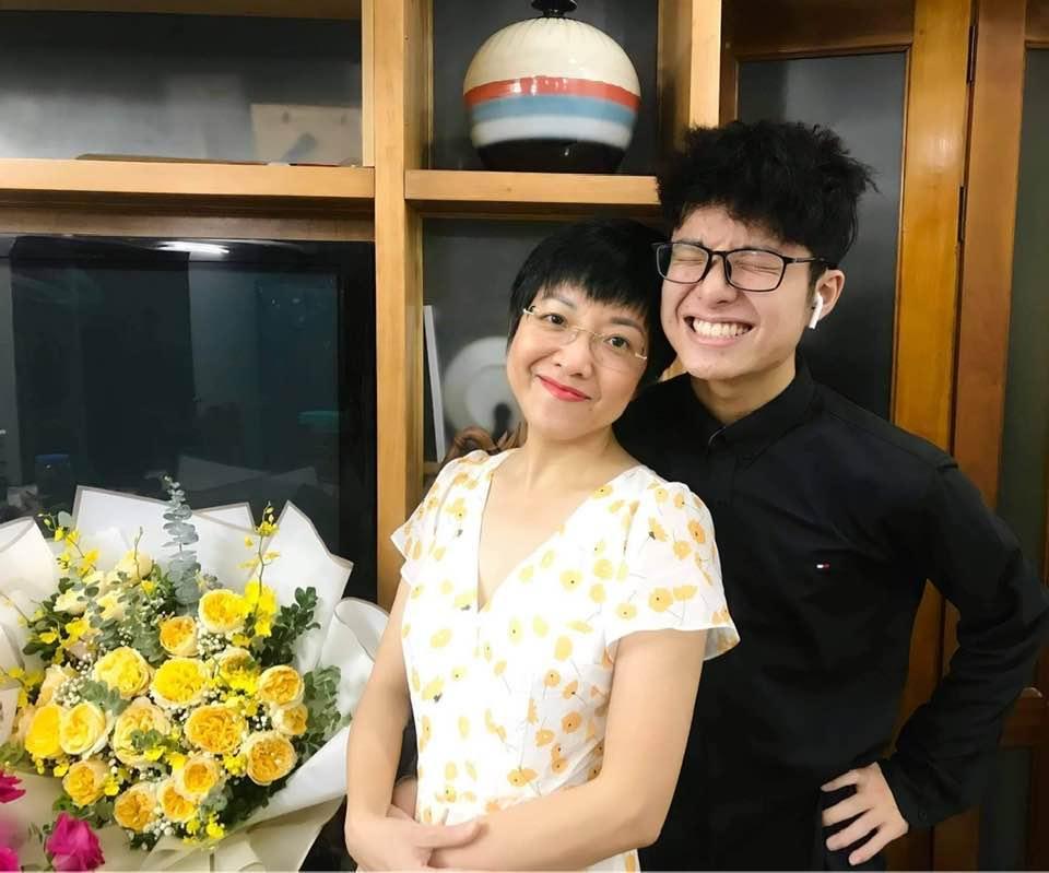 Thảo Vân hào hứng tham gia công cuộc cưa gái của con trai-4