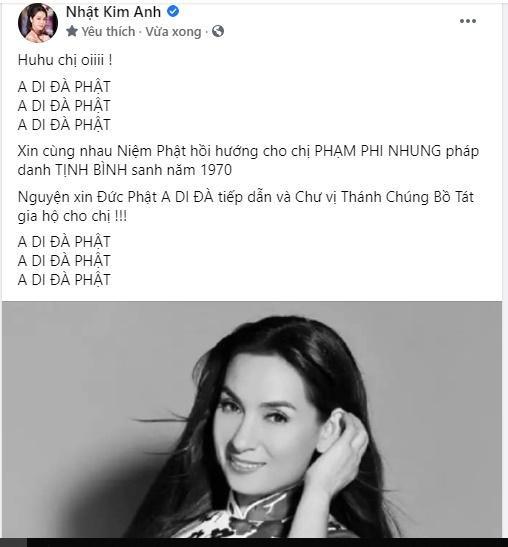 Phi Nhung qua đời, làng showbiz Việt ngập trong nước mắt-2
