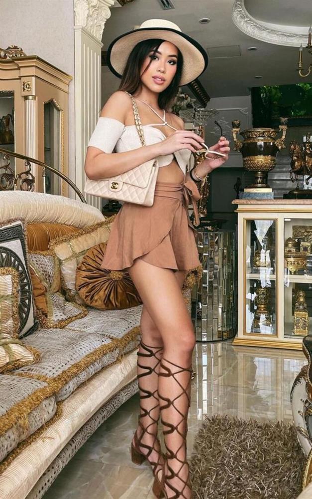 Em chồng Hà Tăng sành điệu với style chiến binh giống Kendall Jenner-1