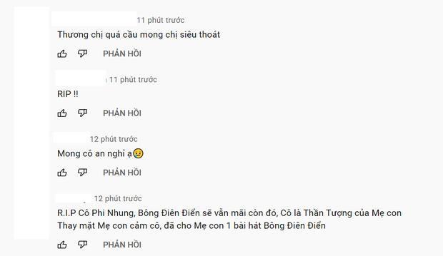 Netizen tràn vào loạt MV của Phi Nhung cùng làm hành động đẹp-4