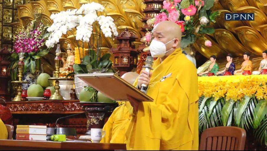 Lễ cầu siêu ca sĩ Phi Nhung: Trao bằng tuyên dương công đức-4