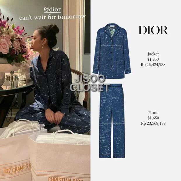 Jisoo ở show Dior: Ảnh chụp lén vẫn xuất sắc như Hoa hậu-6