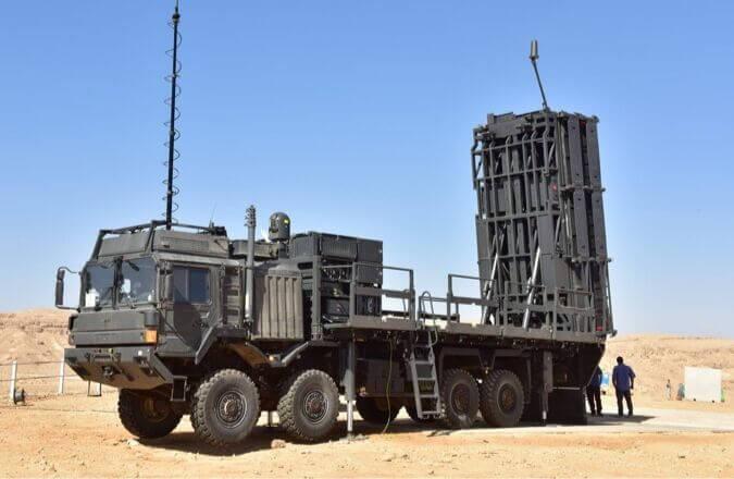 Czech chi hơn nửa tỷ USD mua hệ thống phòng không Israel thay thế công nghệ cũ của Liên Xô. (Nguồn: Rafael)