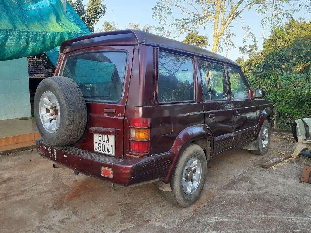 Xe Mekong Star