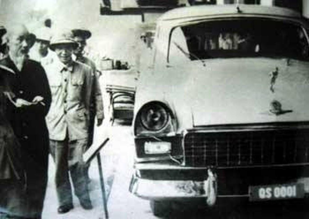 Chiếc ô tô Chiến Thắng đầu tiên do chính tay người Việt chế tạo