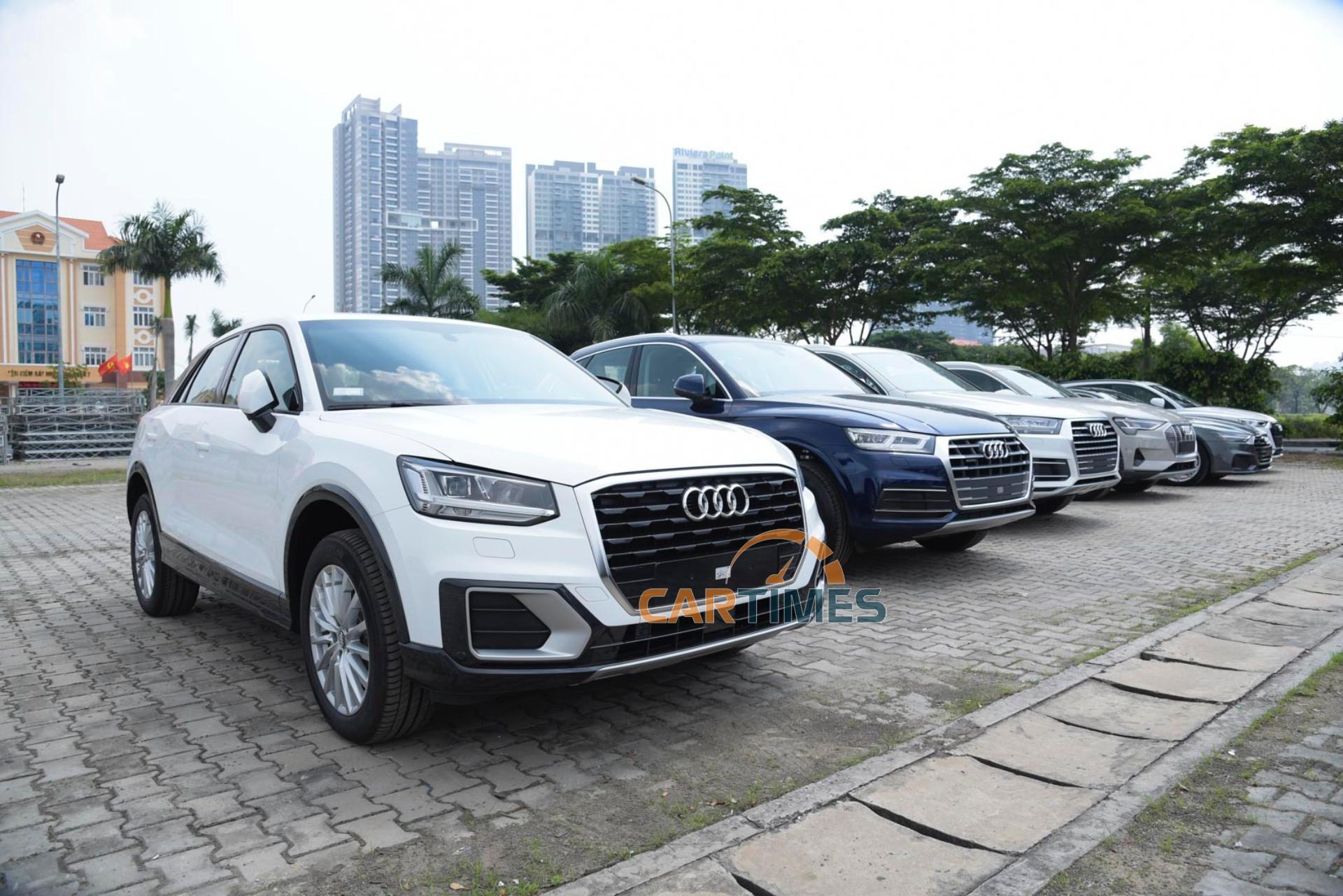 Những mẫu xe mới của Audi sẽ được gia hạn thêm thời gian bảo hành