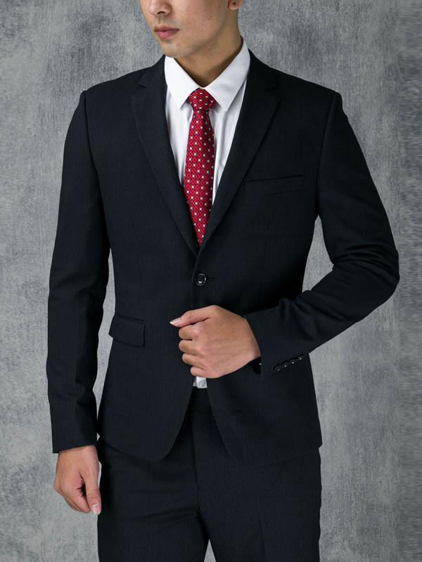 4 quy tắc khi diện suit đen chàng nhất định phải biết - 3