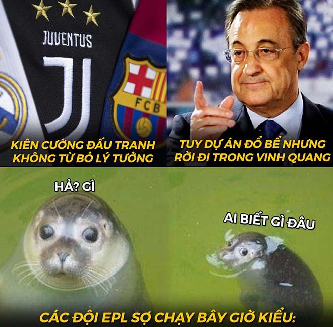 Ảnh chế: Real cùng Barca, Juventus giành chiến thắng trước UEFA - 4