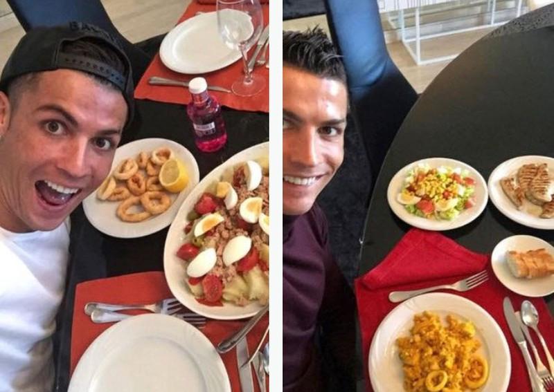 Ẩm thực ở Manchester United đang thay đổi khi Cristiano Ronaldo xuất hiện - 5