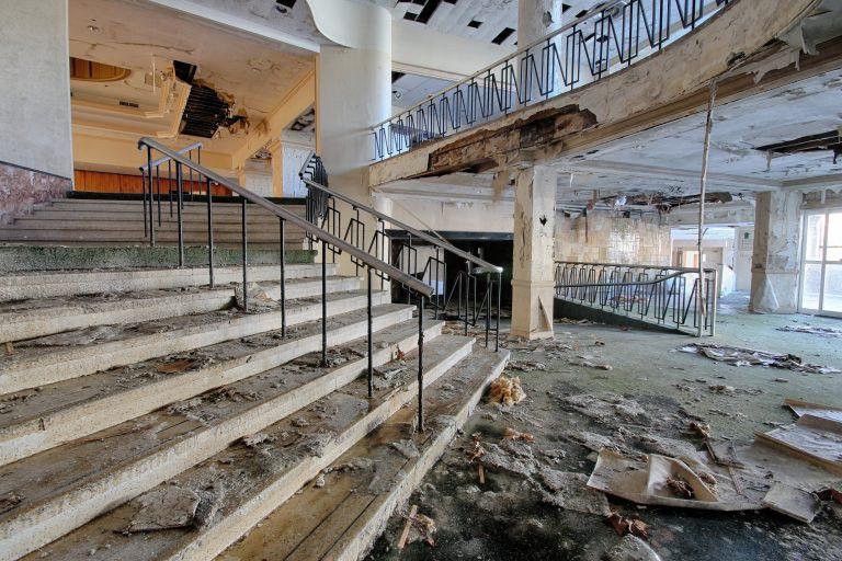 Những khu nghỉ dưỡng bị lãng quên ở Mỹ - 14