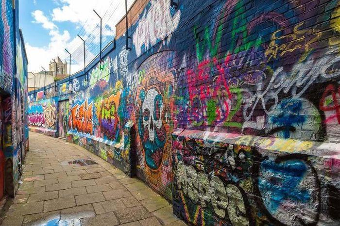 5 di sản thế giới được UNESCO công nhận với nghệ thuật đường phố đáng kinh ngạc - 5
