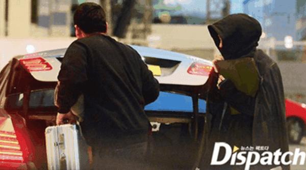 dispatch dating news