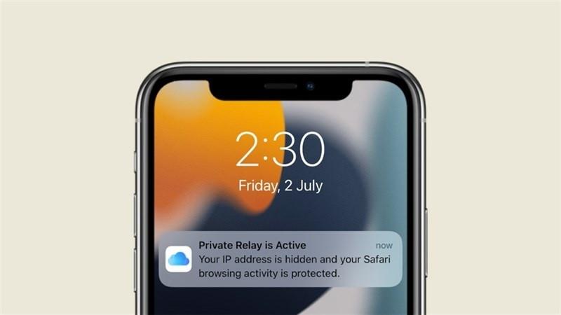 Hướng dẫn ẩn IP trên iOS 15