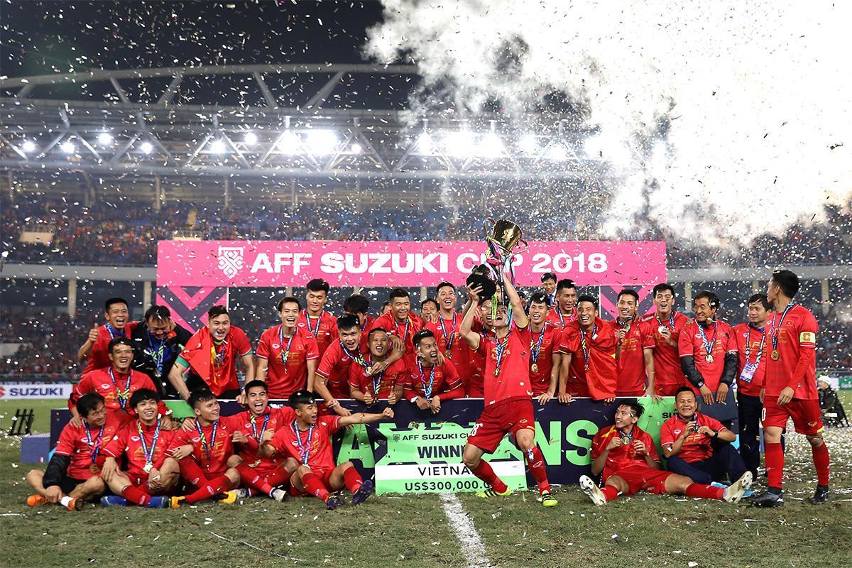 Chốt địa điểm tuyển Việt Nam đấu AFF Cup 2020 - 1