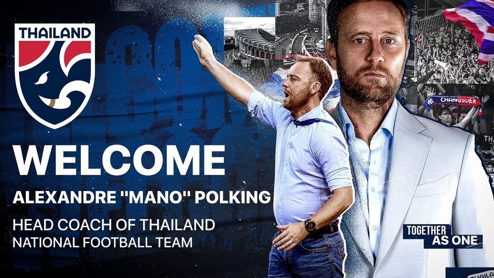 Tân HLV trưởng tuyển Thái Lan sẽ trở thành đại kình địch của Park Hang Seo - 1